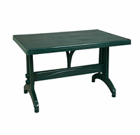 "Пластиковый стол ""Rectangle small"" 70*120 см, фото 1"