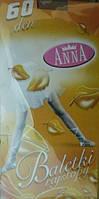 Колготки детские для танцев BALETKI 60den  TM ANNA