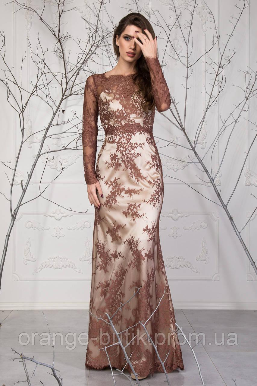 5eecd6b2c1e Облегающее Женское Платье с Гипюром Энигма — в Категории