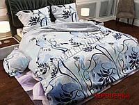"""Ткань для постельного белья Бязь """"Gold"""" Lux GL559 (50м)"""