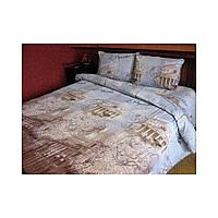 Комплект постельного белья Tirotex жатка двуспальный