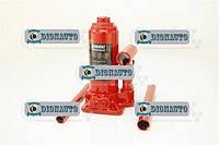 Домкрат гидравлический бутылка 4 т в чемодане ДК  (JNS-04PVC)