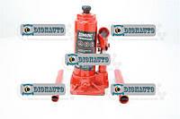 Домкрат гидравлический бутылка 3 т в чемодане ДК  (JNS-03PVC)