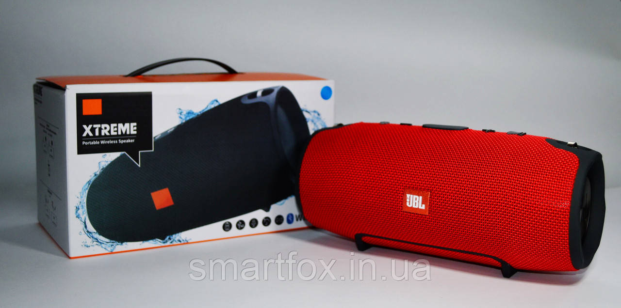 Портативная колонка с Bluetooth JBL Extreme J3 Красный