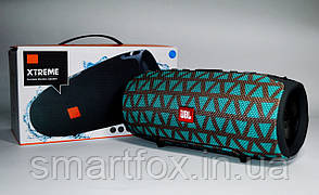 Портативная колонка с Bluetooth JBL Extreme J3 Зелено-фиолетовый
