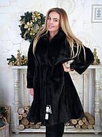 Норковая шуба зима 2018 50 52 размер, фото 1