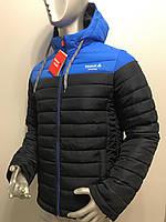Мужская спортивная куртка Reebok рибок копия