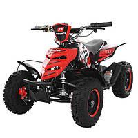 Одноместный Детский Электро-квадроцикл ATV 5E-3 Красный