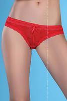 Ярко-красные сексуальные трусики True Love Livia Corsetti