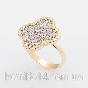 """Золотое кольцо  в стиле """"Van Cleef & Arpels"""""""