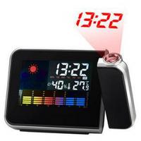 Часы Метеостанция 8190 с проектором времени