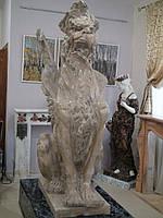 """Мраморная скульптура """"Химеры"""""""
