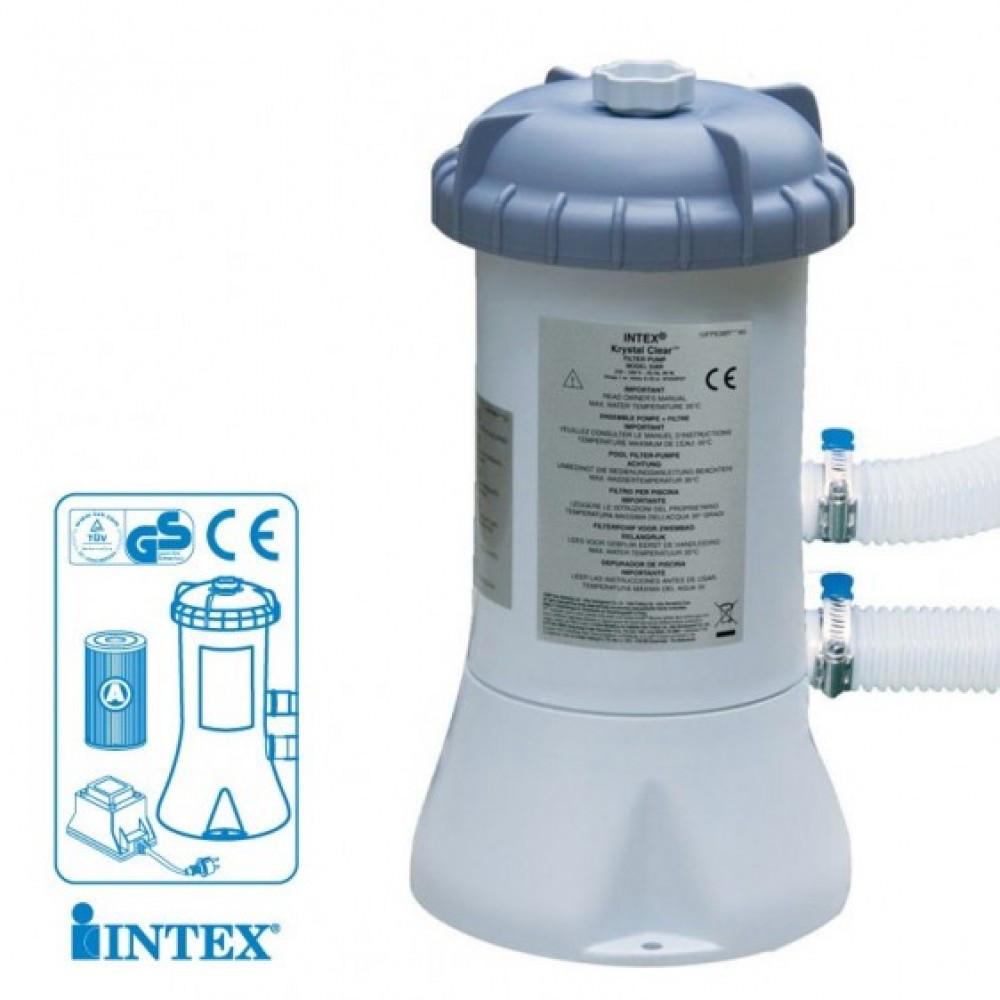 Фильтр- насос Intex28604 для бассейна ( 2006 л/час)