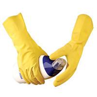 Перчатки латексные, суперпрочные Скотч-Брайт (10 штук)