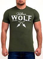Молодежная мужская футболка Wolf от Valimark!