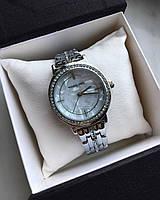 Женские модные часы украшены камнями (3 цвета) , фото 1