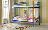 Кровать двухъярусная металлическая Эмма Мадера