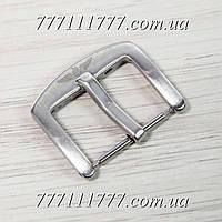Застежка  для наручных часов Breitling 20 mm Silver Classic