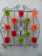 Корсика, подставка для цветов на 12 чаш