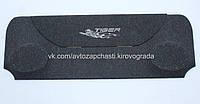 Полка багажника ВАЗ 2121 (карпет вышивка) серый