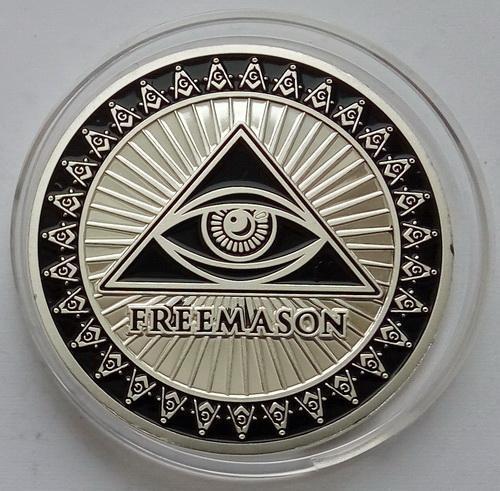 Монета масонов-1