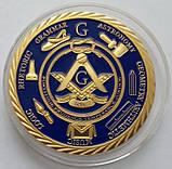 Монета масонов-2, фото 2