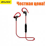 Наушники беспроводные Awei Bluetooth A890BL Red