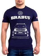 Молодежная мужская футболка BRABUS от Valimark!