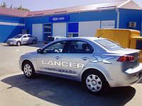 Оклейка машины, брендирование в Запорожье