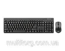 Клавиатура с мышкой REAL-EL Standard 503 Kit черные