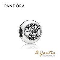 Pandora шарм ПРИЗНАНИЕ В ЛЮБВИ #796601 серебро 925 Пандора оригинал