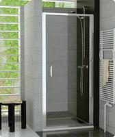 Душові двері в нішу 90 прозорі Eger 599-150-90 Угорщина