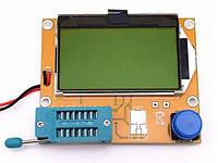 Mega328 LCR-T4 тестер конденсаторов, дросселей, транзисторов, ESR, LCR