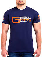 Молодежная мужская футболка GFORCE от Valimark!