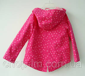 Куртка (пинк) для девочки Gymboree, фото 2