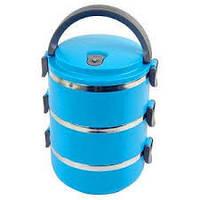 Контейнер для хранения Ланч-Бокс EASY LOCK 2,1 Литра, судочки, контейнер для хранения пищи