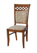 """Стул обеденный """"Венеция"""" (орех, бежевый, белый) для кухни Fusion Furniture, фото 2"""