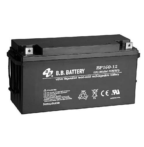 Аккумулятор BB BP 160-12/B9