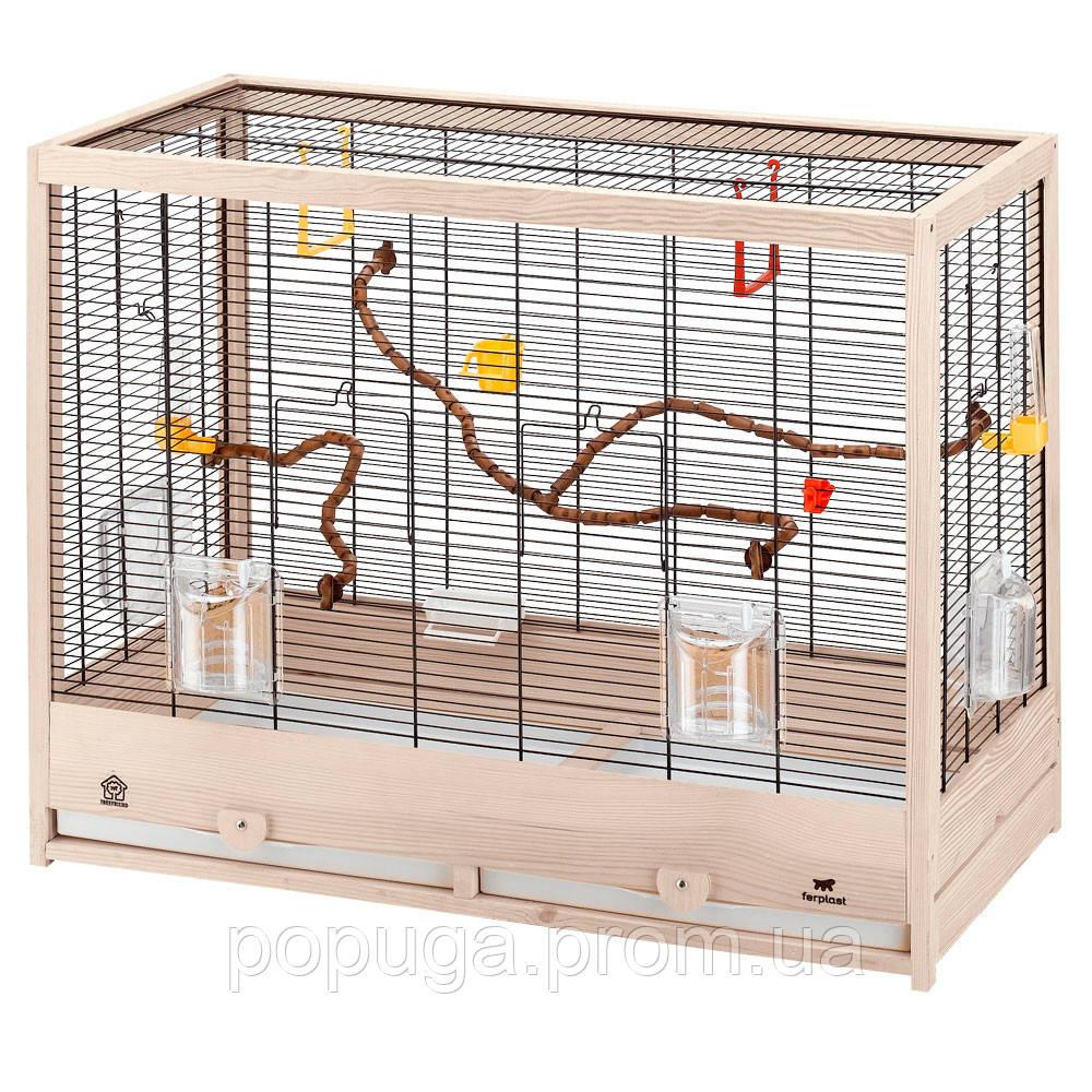 Клетка для мелких птиц Ferplast Giulietta6, 81*41*64 см