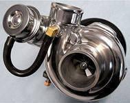 Турбина на Seat Ibiza 1.9 TDI, производитель KKK / BorgWarner 54399880023, фото 1
