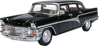 Легендарные Автомобили №02 ГАЗ-13 «Чайка» | Модель коллекционная 1:24 | Hachett