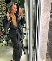 """Хит сезона! Модная и очень теплая, женская куртка """"Одеяло"""" длинны макси. РАЗНЫЕ ЦВЕТА"""