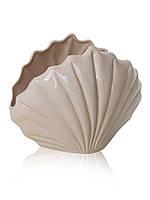 Декор керамический РАКУШКА ETERNA SE 411-20 беж (глянец, 27x19x20 см)