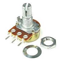 Переменный резистор WH148 B100K (Потенциометр)