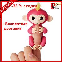 """Оригинальная интерактивная Обезьянка на палец """"Fingerlings"""""""