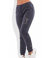 Серые спортивные штаны 1299