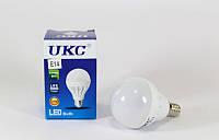 Лампочка LED LAMP E14 3W круглая, светодиодная энергосберегающая лампочка