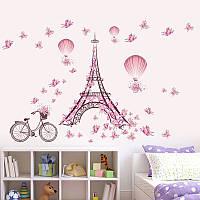 "Интерьерная наклейка на стену ""Париж"", фото 1"