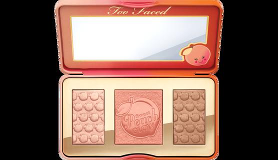 Палетка для макияжа Too Faced Sweet Peach Glow
