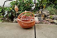 Набор круглых корзин 3 штуки, фото 1